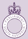 Parliament of SA logo