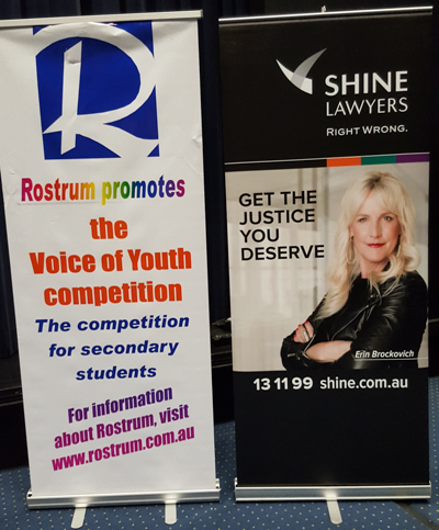 voice of youth vic 2017 sponsors